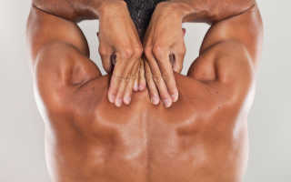 Самомассаж спины. Правила проведения самомассажа. Приспособления для массажа