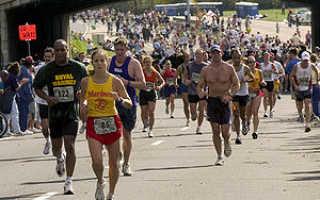 Марафон почему так называется. Марафонские дистанции. Знаменитые марафонские пробеги в мире