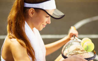 Польза и вред тенниса, теннис для похудения. Большой теннис для детей