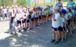 Спортивные конкурсы для студентов. Спортивный праздник для детей и их родителей «веселые забавы». Соревнование «В мешках»