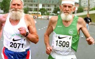 Средняя продолжительность жизни олимпийских чемпионов. Профессиональные спортсмены живут дольше. Лежебоки экономят энергию
