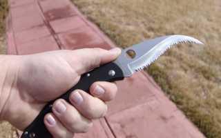 Лучшие складные ножи для самообороны. Какой лучше выбрать нож для самообороны? Самооборона с ножом: юридическая сторона вопроса. Самооборона с ножом