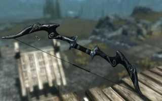 Чит коды на скайрим луки. Коды на скайрим — на все стрелы, луки, болты и арбалеты. Уникальное оружие Скайрим