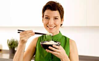 Можно ли есть рис вечером при похудении. Рис при похудении можно или нет