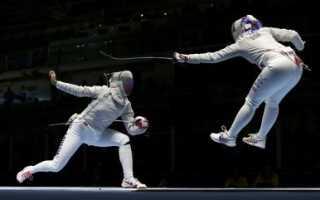 Примерный учебно-тренировочный урок по фехтованию на рапирах