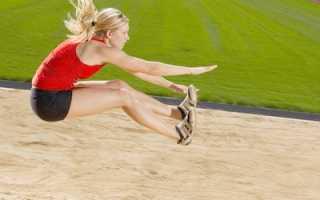 Тренировка прыжков в длину с места. Три способа совершения прыжка. Мировой рекорд по прыжкам в длину