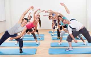 Разница между анаэробными (силовыми) и аэробными упражнениями