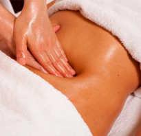 Можно ли делать медовый массаж на живот. Подготовка к процедуре. Противопоказания к проведению массажа живота