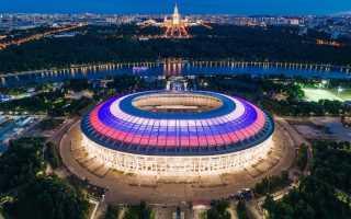 Стадион спартак онлайн камера. Стадион «Лужники»: панорамные камеры для обзора арены и готовность скайбоксов. В скайбоксах установят барные стойки и телевизоры