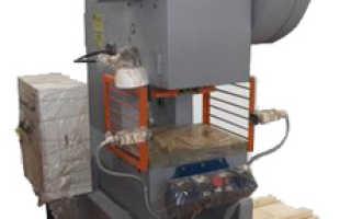 Пресс кривошипный КД2322. Документация к оборудованию. Технические характеристики пресса КД2114