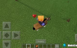 Крафт конской брони в майнкрафт 1.8. Minecraft PE: Полный гайд по лошади
