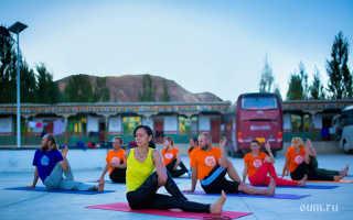 Курс йоги для возрастных начинающих. Чем полезна йога для пожилых и пенсионеров. Заминочный комплекс йоги перед сном