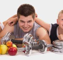 Спортивное питание для подростков (12–16 лет). Как устроен организм подростков? Правильный режим питания в день соревнований