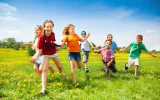Спортивные эстафеты для студентов. Подвижные игры и эстафеты для детского праздника. Соревнование «В мешках»