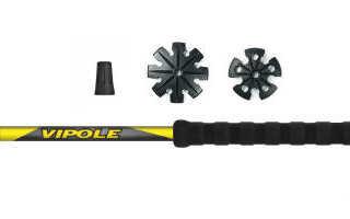 Особенности выбора скандинавских палок, их отличия от лыжных и треккинговых. Подбор параметров лыж и палок