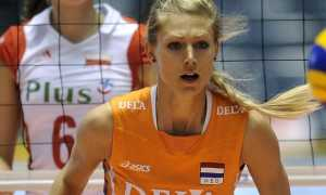 Топ красивых волейболисток. Самые высокие волейболисты мира. Анна Данези. Италия