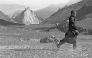 Тибетская система психофизических упражнений лунг гом. Кто такие бегуны лунг-гом-па. Что такое Лунг-гом