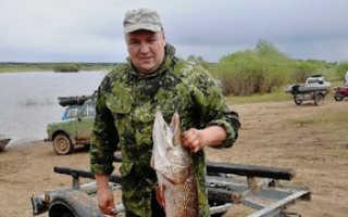 Рыбалка на реке Летка в Кировской области — отчет с видео