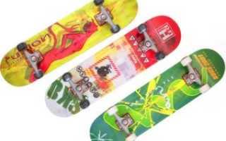 Чем отличается скейтборд от круизера. Основные технические отличия досок и особенности их конструкции. С какого возраста можно начинать обучение