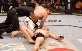 Правила бокса. Различие между КО или ТКО в Боях по Смешанным Единоборствам (ММА)