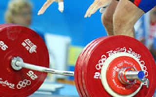 Стихи о тяжелой атлетике