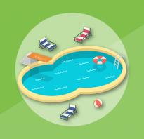 Открытый бассейн как перспективный бизнес. Как открыть бассейн