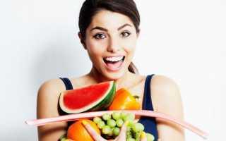 Разгрузочные дни или диеты — однодневки. Очищающая однодневная диета