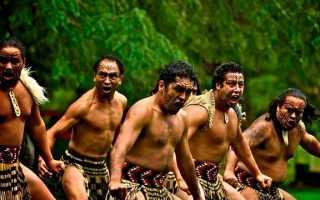 Танец хака и воины маори. Боевой танец новозеландской армии — хака
