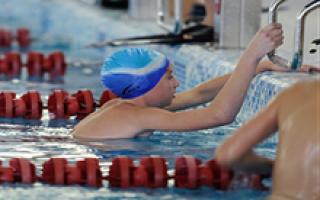 Плавание и его влияние на организм. Доклад «Плавание и его влияние на организм человека»