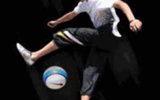 Научится набивать мяч двух ногах. Где и как научиться чеканить мяч