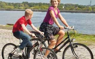 Обучение езде на велосипеде взрослых. Можно ли взрослому научиться кататься на велосипеде: техника обучения