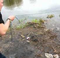 Рыболовная сеть дорожка на резинке. Ловля рыбы «Дорожкой. При этом узлы получаются достаточно прочными