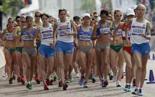 Средняя скорость спортивной ходьбы. Спортивная ходьба: польза для организма. Чем отличается спортивная ходьба от обычной