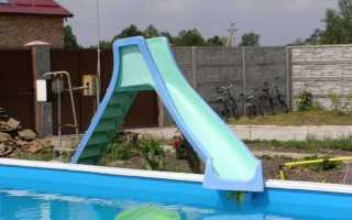 Самодельные водные горки. Горки для бассейнов: установка, эксплуатация, уход. Надувные лодки и катамараны для дачного аквапарка