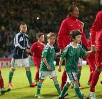 Почему футболисты выходят с детьми на стадион. Дети-герои делятся мужеством с футболистами