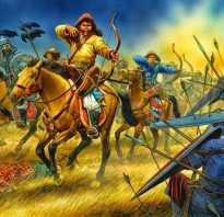 Монгольское оружие. Монгольский лук: передовое оружие монголов. Монгольские доспехи