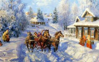 Что одевают на шею лошади с колокольчиком. История легендарной русской тройки. Знаете ли вы, что