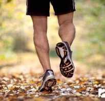 После бега болят икры – что это значит. Боль в икрах после бега