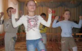 Упражнения для детей школьник гимнастика несиловые. Физические упражнения для младших школьников