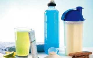 Спортивное питание: вред или польза? Вред спортивного питания