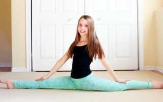 Упражнения на растяжку для детей 5 лет. Как садиться на шпагат детям: растяжка для начинающих, природная гибкость, специальный комплекс упражнений и регулярные занятия
