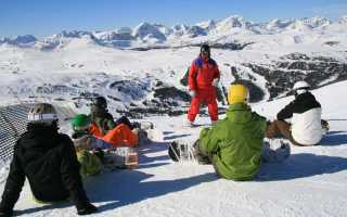 Техника катания на сноуборде для начинающих. Резаные повороты. Закладывание дуги. Где можно научиться кататься на сноуборде