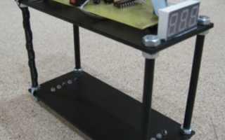 Хронограф для измерения скорости пули пневматики. Недорогой хронограф для пневматической винтовки