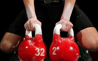 О пользе занятие гирями в зрелом возрасте. Сжигается больше жира. Подходы и повторения в гиревом спорте