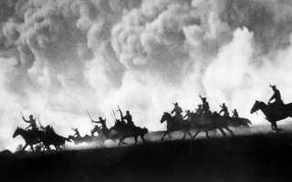 Начало широкого использования конного войска в ассирии. Что такое кавалерийский полк? История кавалерии России. г. Сталинград — забытый подвиг кавалерии