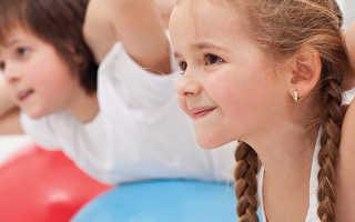 Что такое фитнес аэробика для детей. Детская аэробика