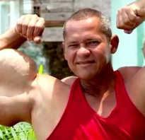 Самые большие мускулы в мире. У кого же самый большой бицепс