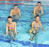 Похудение с помощью упражнений аквааэробики. Упражнения с нудлами. Сжигаем калории – сочетание нескольких элементов