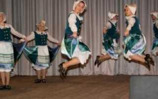 Танец настроения – полька. Разучивание элементов движения танца «Полька» с детьми старшего дошкольного возраста
