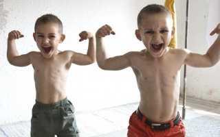 Упражнения для мальчика 8 лет. Восстановление и тренировки с семилетними детьми. Правила проведения гимнастической тренировки